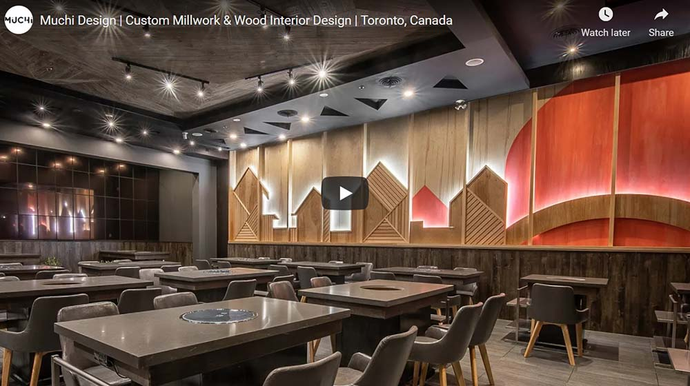 Muchi Design Toronto