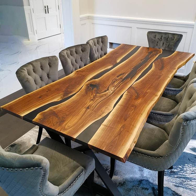 人造樹脂桌