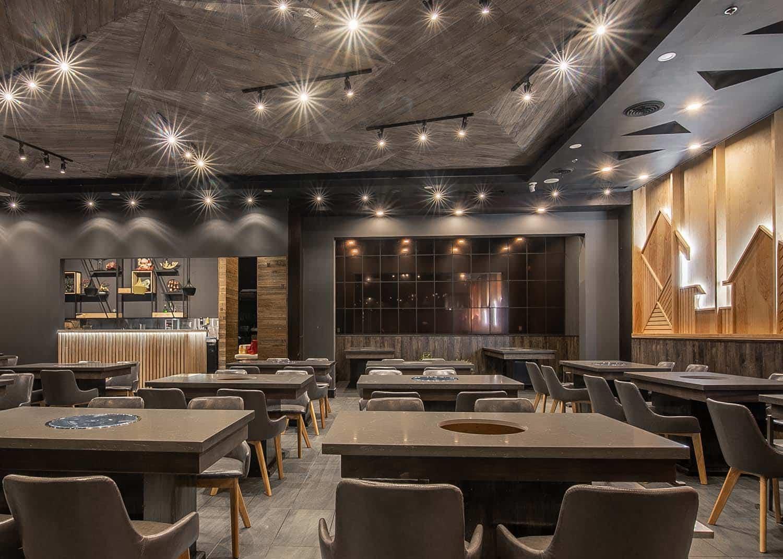 餐厅装饰墙