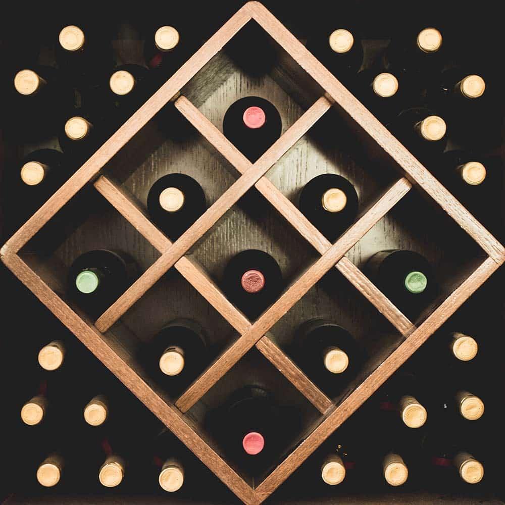 Custom Restaurant Wine Racks