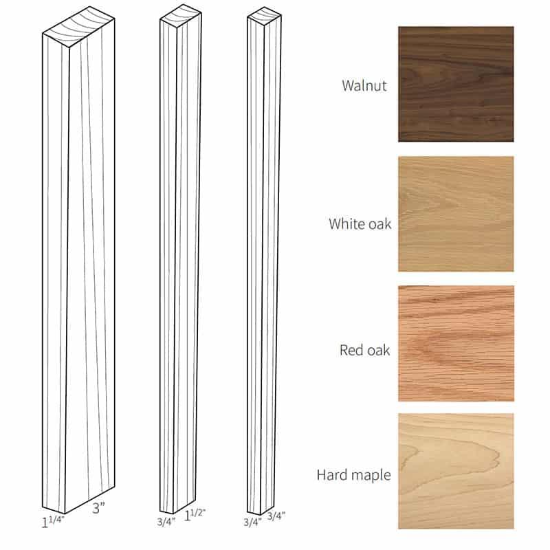 Wood Slats Canada