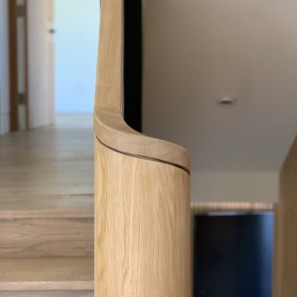 Wooden Banisters Toronto